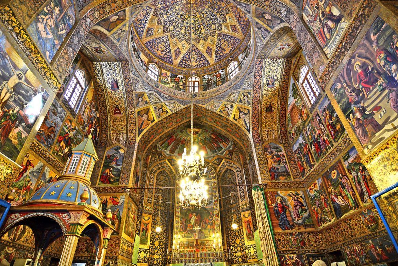 اصفهان، کلیسای وانک