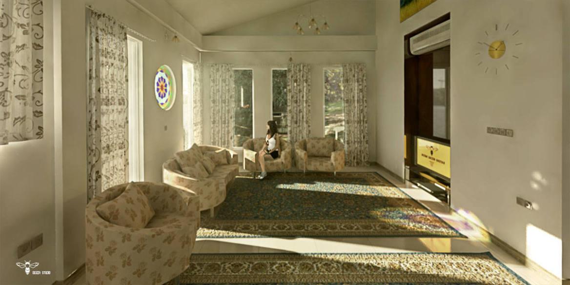 شرکت طراحی و دکوراسیون داخلی منزل و ویلا ( استودیو معماری دیدآ )