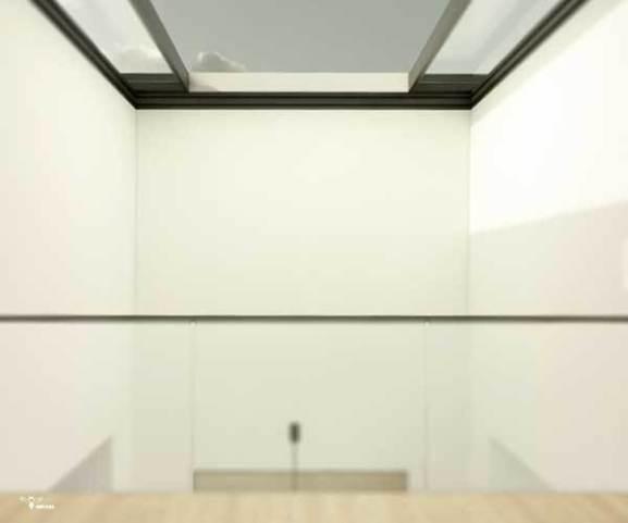 سقف وید در حالت بازشو طراحی و تالیف توسط استودیو معماری دیدآ