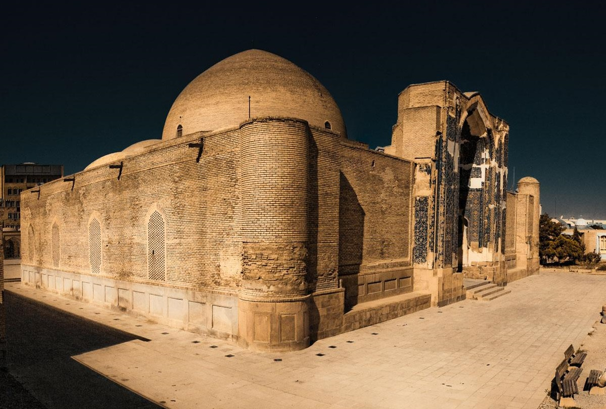 مسجد کبود تبریز