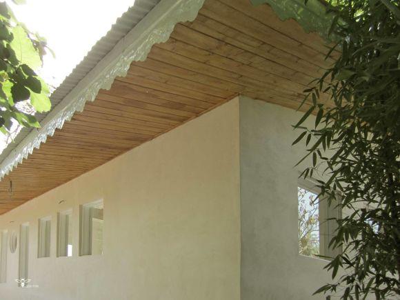 نمای ویلای مدرن در ایران (استودیو معماری دیدآ )