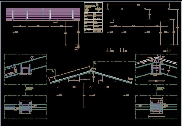 استراکچر فلزی ویلایی در شمال - استودیو معماری دیدآ