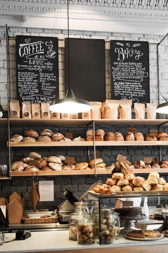 مغازه نان فروشی