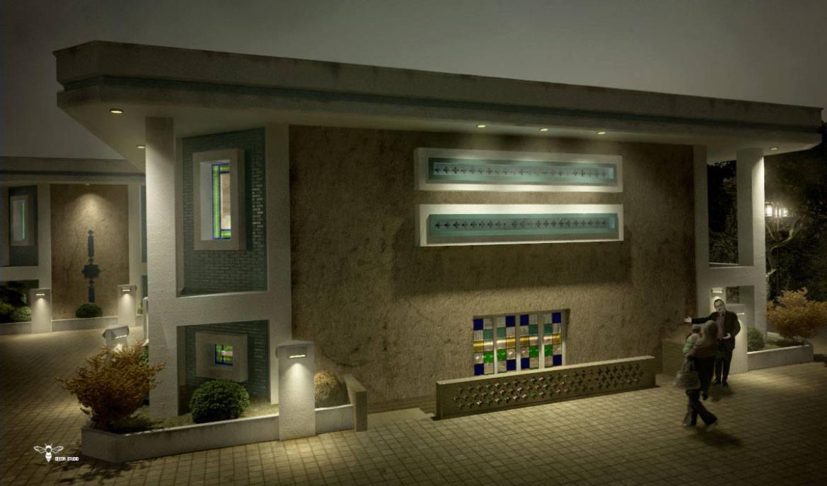 استودیو معماری دیدآ : طراحی تریا رستوران های نوای کویر
