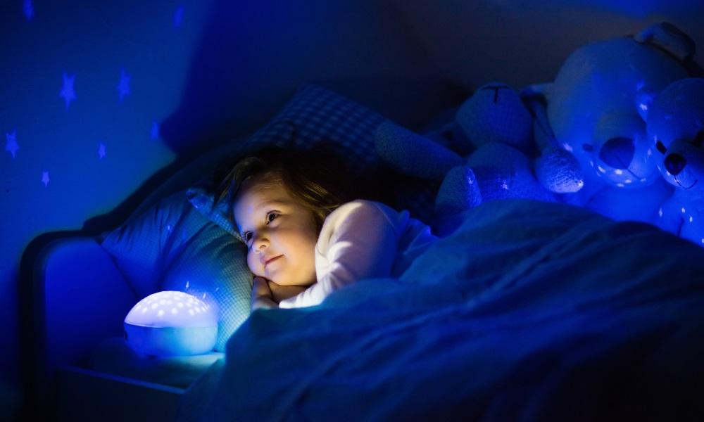 نورپردازی اتاق خواب کودکان