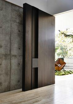 درب ها در معماری