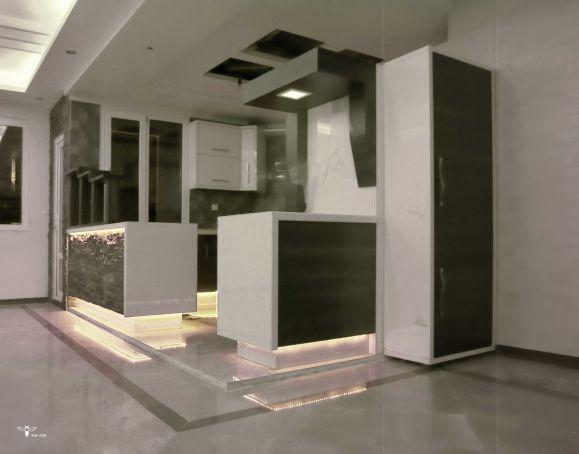 کابینت آشپزخانه ( استودیو معماری دیدا )