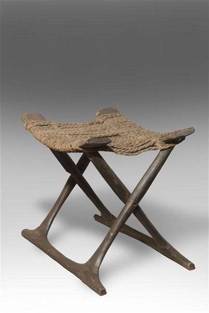 انواع صندل یهای تاشو و چهارپای های سبک مصری