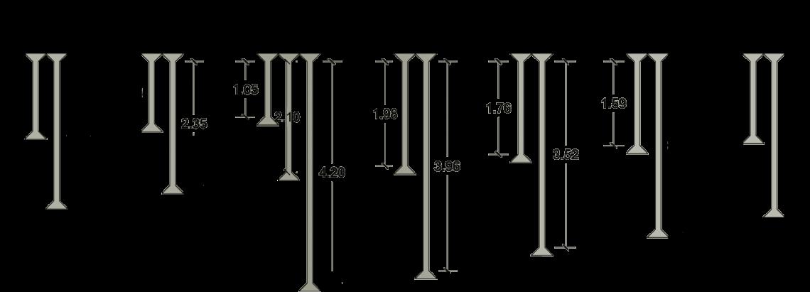 آلات موسیقیایی کاملا مبتکرانه با نام ابداعی چنگ-لوله PIPE-HARP توسط مدیریت استودیو معماری دیدآ آقای احسان بنی طبا