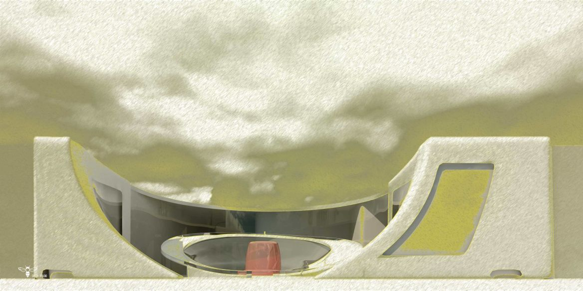 طراحی معماری مجتمع تجاری پلاسکو ( استودیو معماری دیدا )