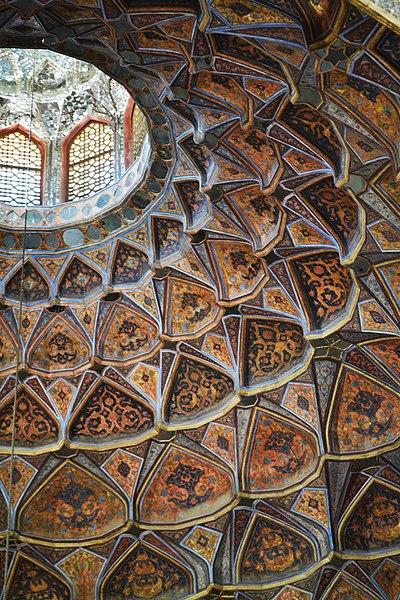 کاخ هشت بهشت در اصفهان