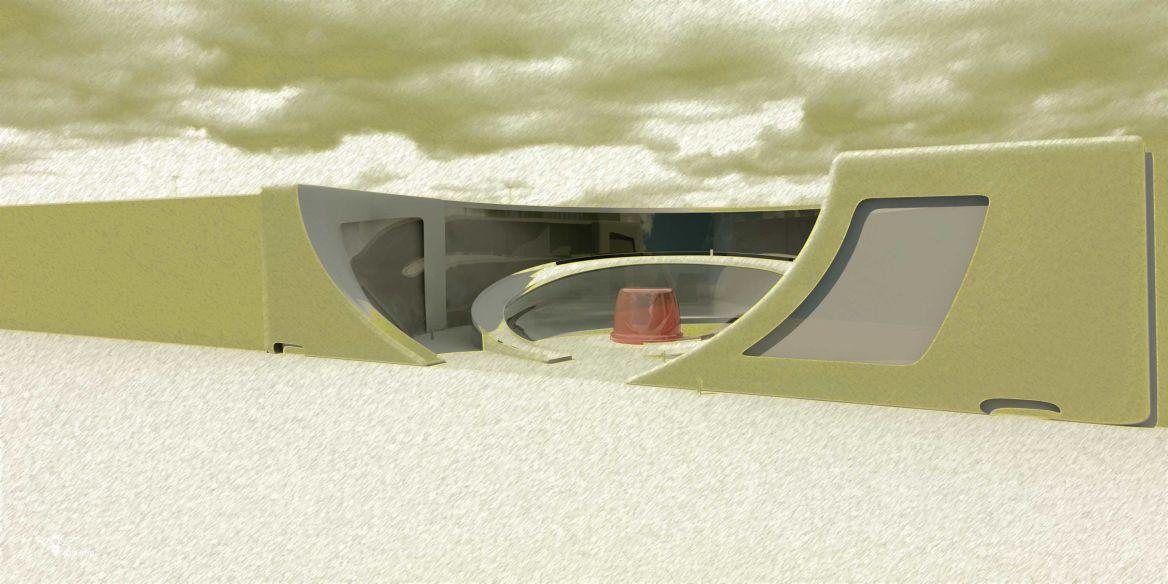 مجتمع تجاری پلاسکو ( استودیو معماری دیدا )