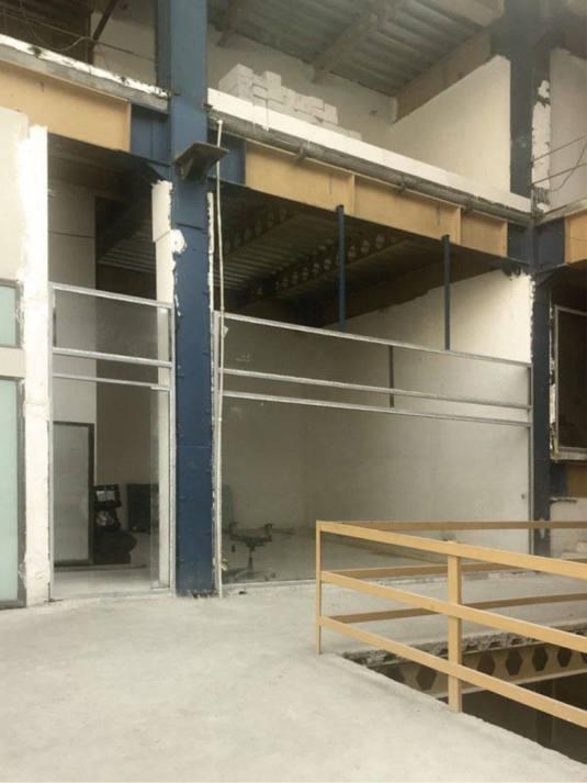 برداشت یک واحد تجاری ( استودیو معماری دیدآ )