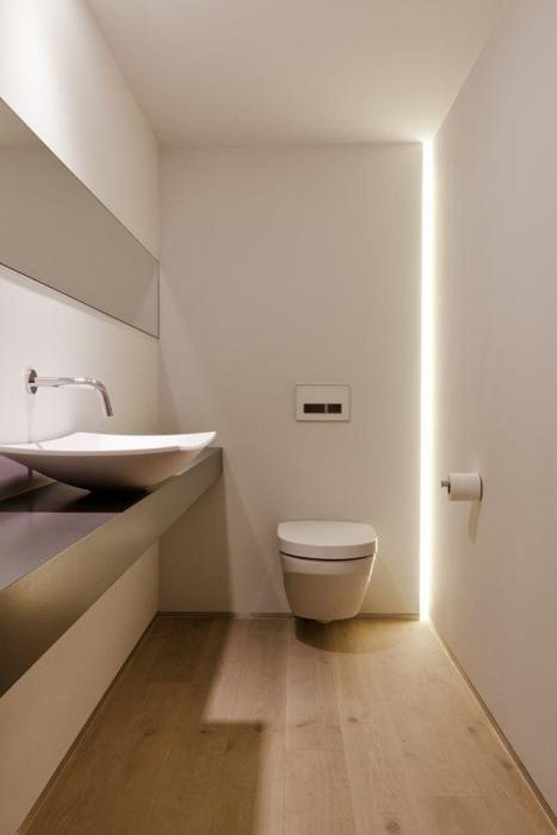 نورپردازی حمام و دستشویی