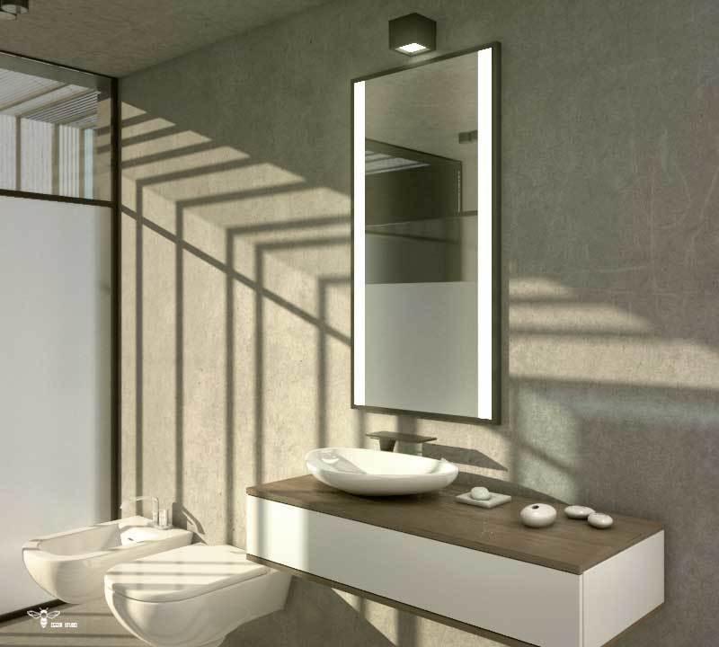 سرویس بهداشتی طراحی شده توسط استودیو معماری دیدآ
