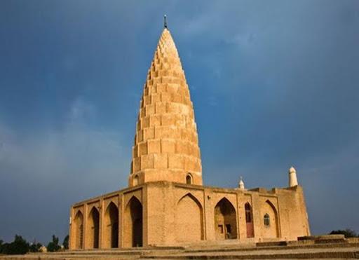 گنبد رک اورچین در مقبره دانیال نبی
