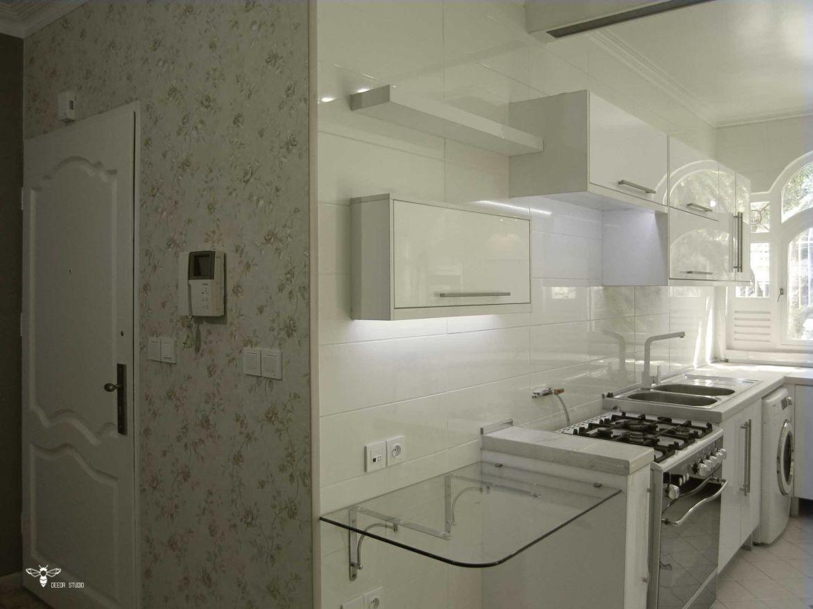 کابینت آشپزخانه مدرن ( استودیو معماری دیدآ )