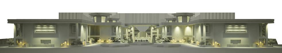 ماکت رستوران های نوای کویر توسط استودیو معماری دیدآ