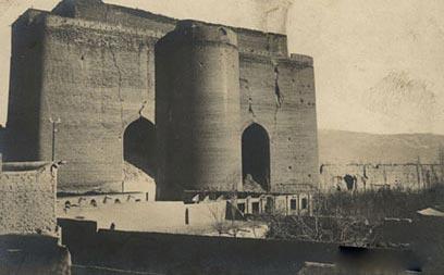 ارگ علی شاه