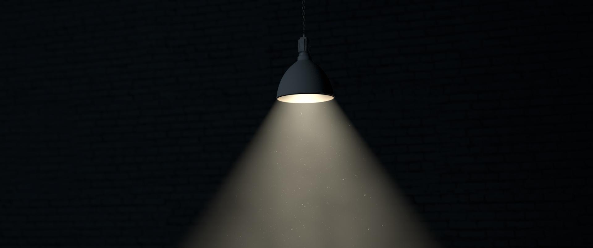 نورپردازی حجمی
