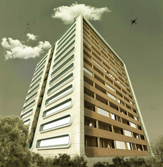 NEGAR RESIDENTIAL TOWER