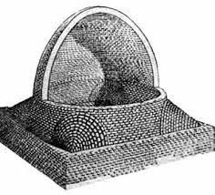 پوشش گنبد بر فضای مکعب شکل