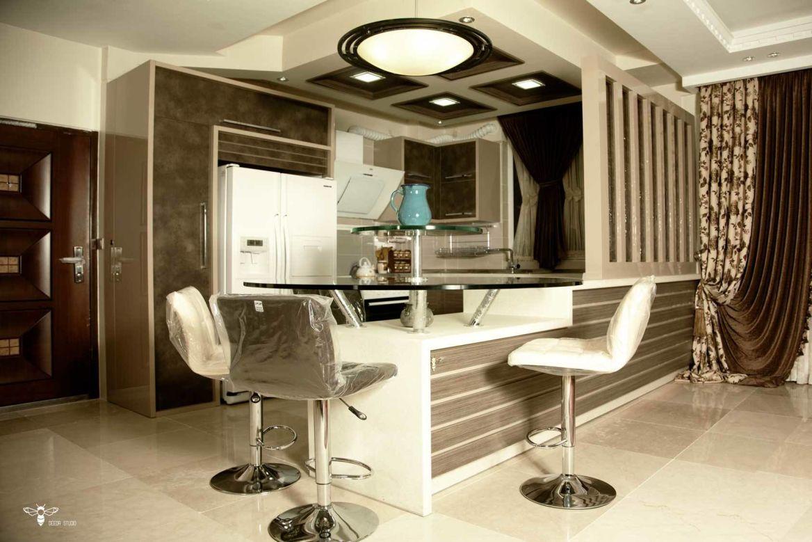 کابینت آشپزخانه ( استودیو معماری دیدآ )