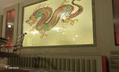 طراحی رستوران چینی سی.ان.پی.سی ( استودیو معماری دیدآ )