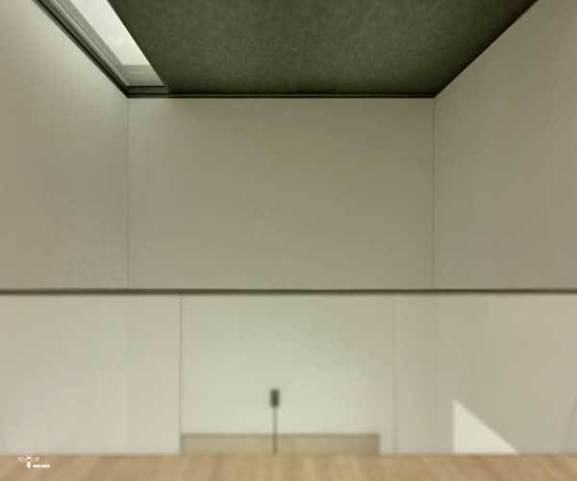 شید دو روله در طراحی معماری قسمت وید توسط استودیو معماری دیدآ
