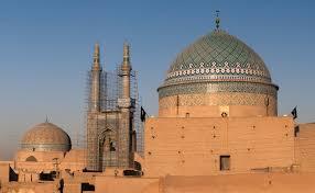 آرامگاه سیدرکن الدین در یزد