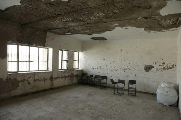 عکس برداشت پروژه مدرسه ی ابتدایی 6 کلاسه ی جیرفت (استودیو معماری دیدآ )