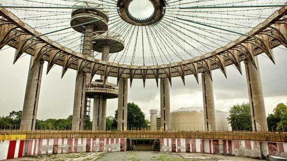 pavilion - tent of tomorrow نیویورک - طراحی شده توسط استودیو معماری دیدآ