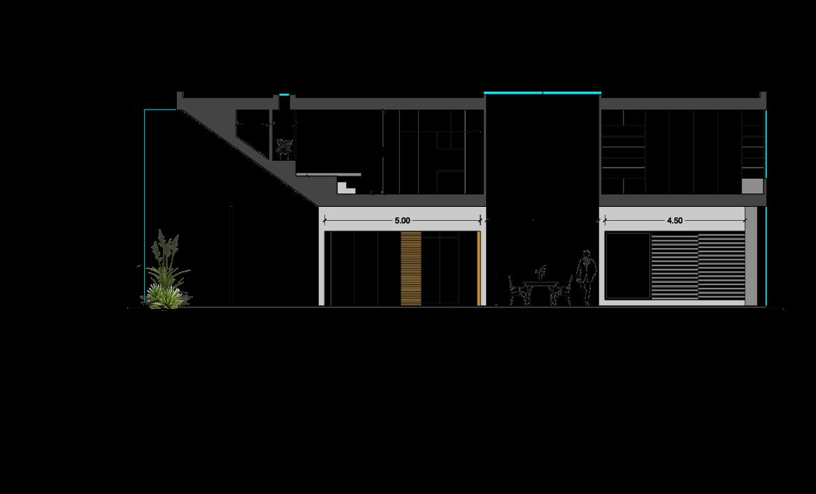 استودیو معماری دیدآ - طراحی معماری - نقشه خانه - نقشه ساختمان - خانه ایی برای یک خانواده