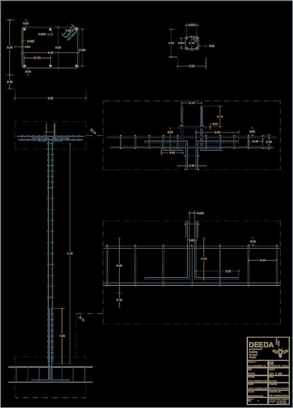 استراکچر فلزی سازه ایی ویلایی در شمال - استودیو معماری دیدآ
