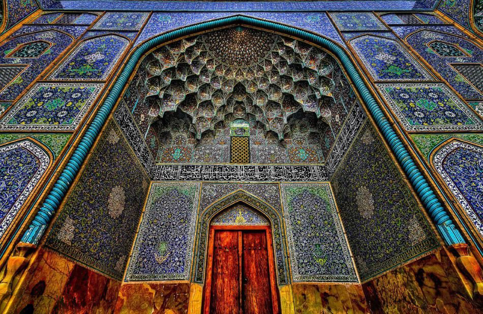 اصفهان، مسجد جامع
